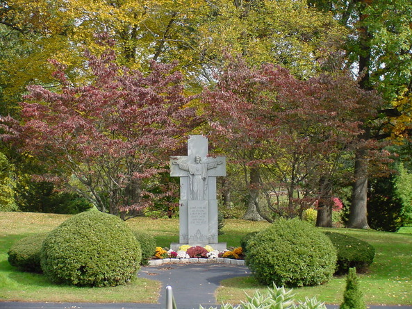 Sacred Heart Monument